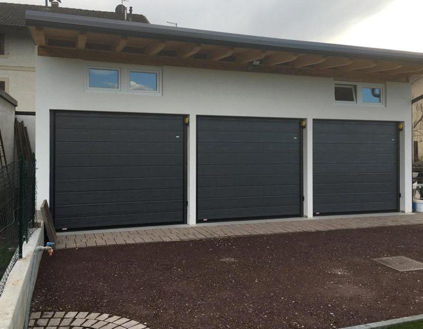 portoni sezionali garage automatico